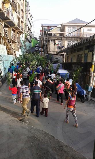 Many Peoples...Hosana... photo