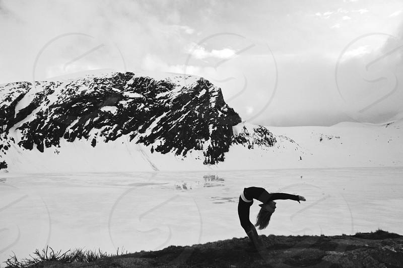 Yoga in Norway photo
