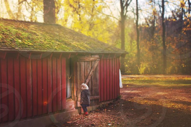 Color portrait rustic lifestyle nature photo