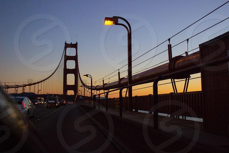 Golden Gate Bridge view photo