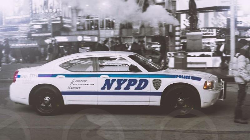 New York blue  photo