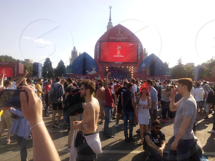 2018 FIFA world cup in Russia photo