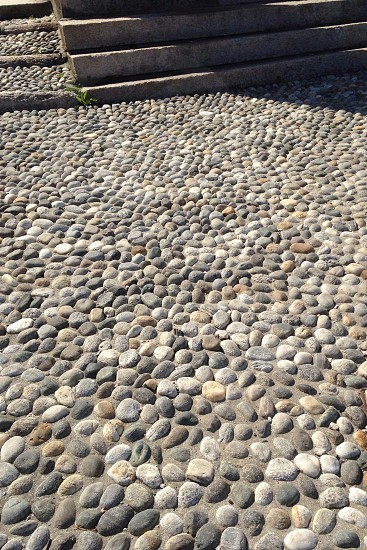 Stone road  photo