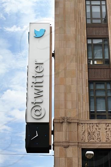 @twitter signage photo