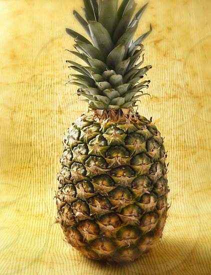 Gold Pineapple photo