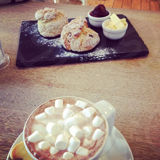 Cotswold Coffee shop treat in Wotton Under Edge photo