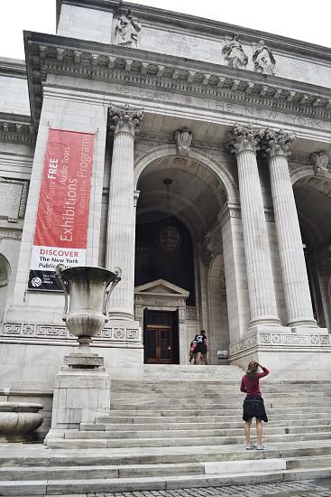 New York metropolitan museum of art Central Park New York City travel adventure excitement  photo