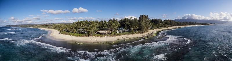 North shore O'ahu Hawaii photo
