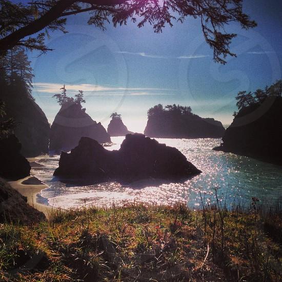 Southern Oregon Coast photo