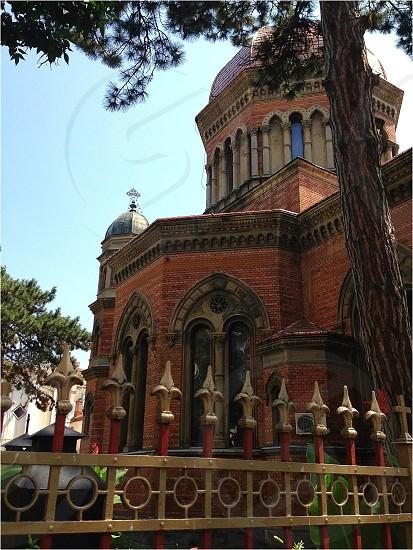 Church in Craovia Romania photo