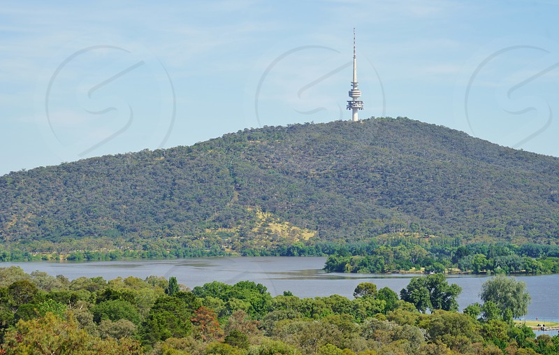 Lake Burley Griffin - Canberra Australian Capital Territory Australia photo