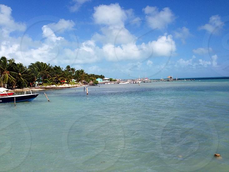 Caye Caulker Belize photo
