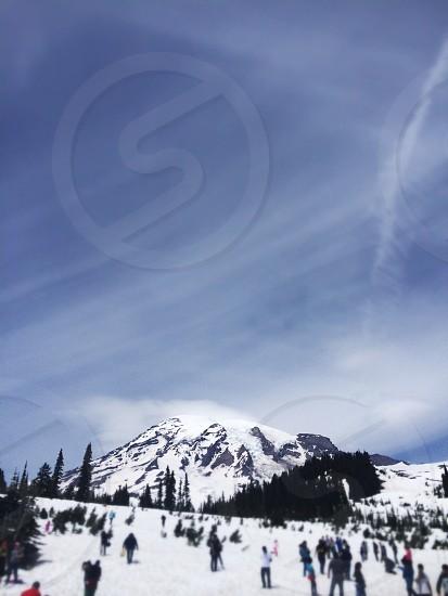 Mount Rainier National Park photo