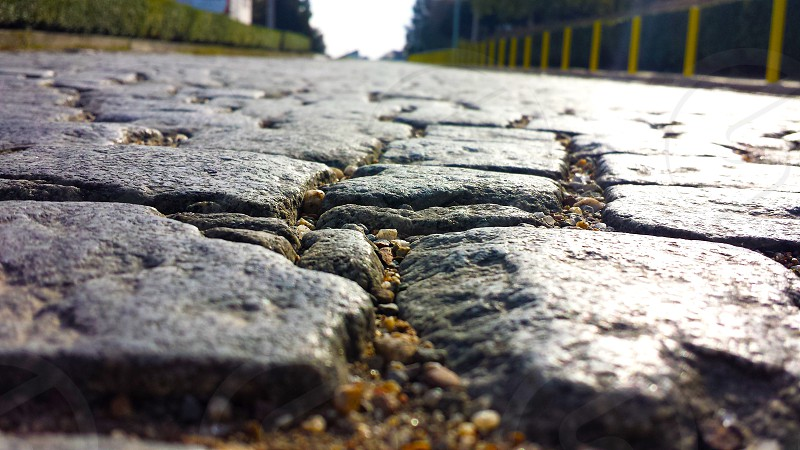 Rocky road to... photo