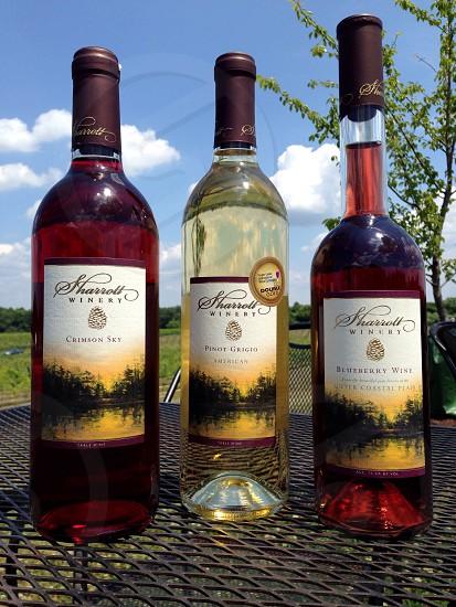 Wine New Jersey wine Sharrott Winery winery photo