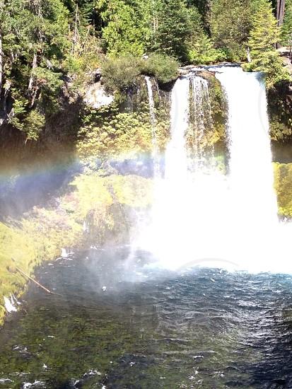 Sahalie Falls photo