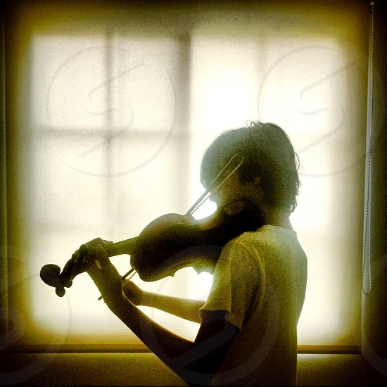 Violín Music inspiration  photo
