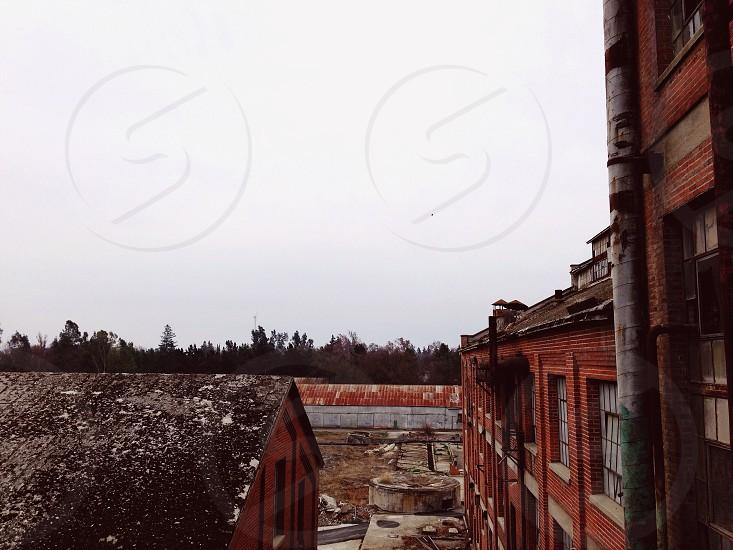 Old Sugar Mill Sacramento area CA photo