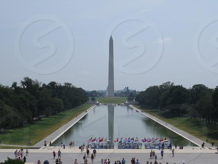 Washington Monument Washington DC photo