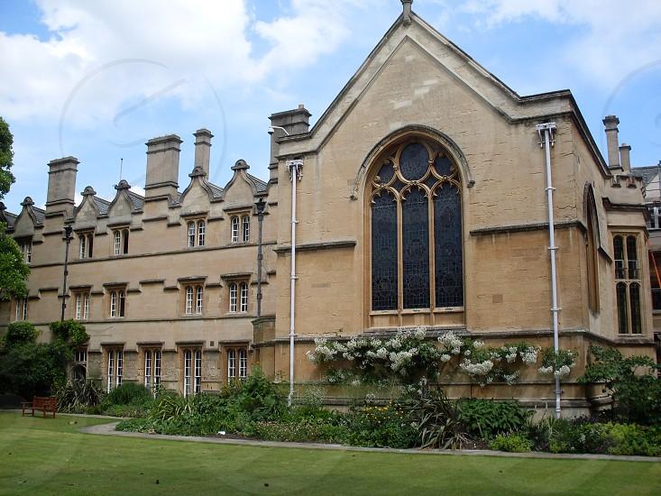 University College Oxford England photo