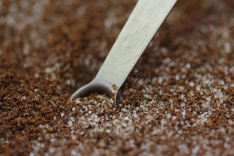 Cocoa & Sugar macro 1 photo