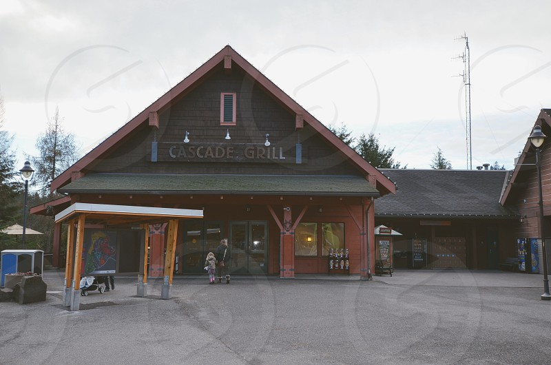 Oregon Zoo Portland Cascade Grill photo