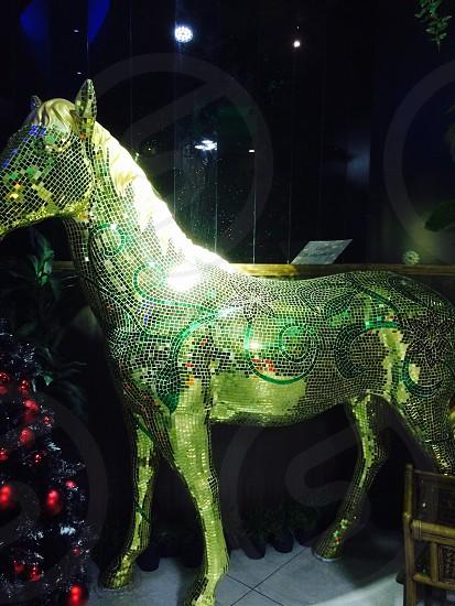 Golden Horse from Days Restaurant Brighton photo