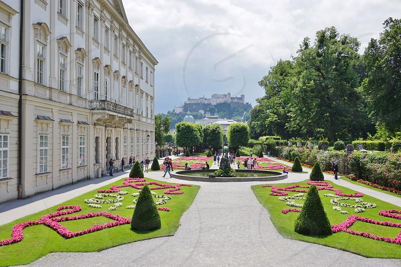 Mirabell Palace Salzburg photo