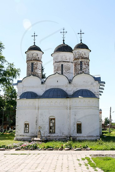 The Cathedral of the Deposition of the Robe Russia Suzdal photo