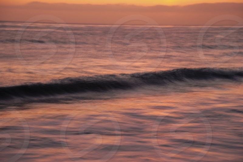 sunset ocean view photography photo