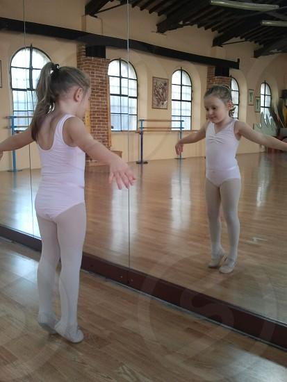 Litlle ballerina photo