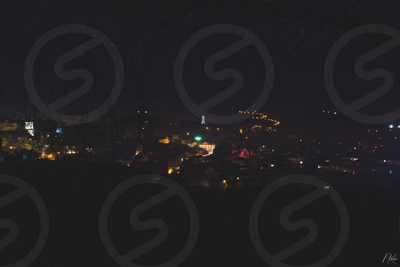 Nightspots night photography  photo