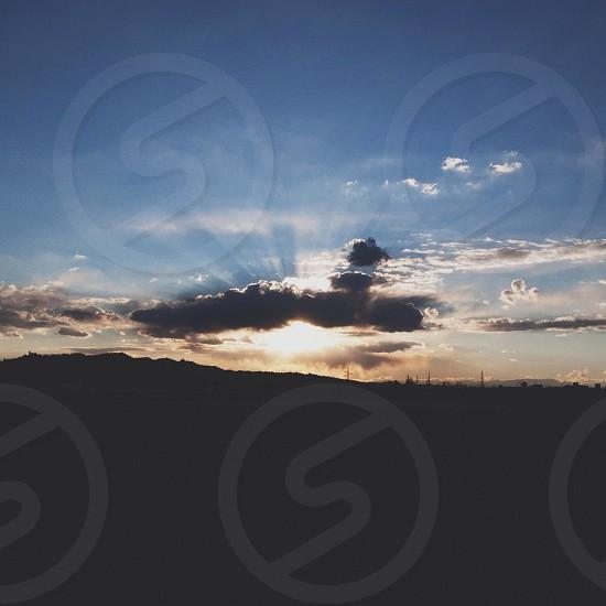 sunrise view photo