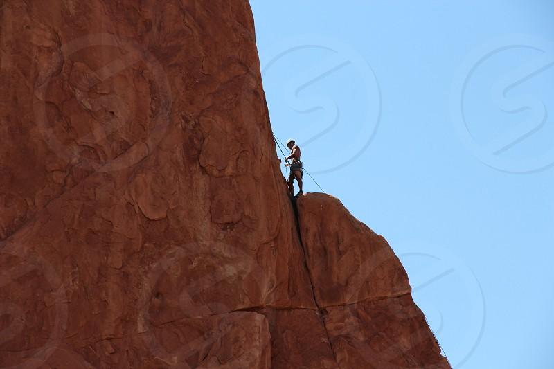 Rock Climbing GOG 339 photo