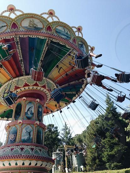 theme park swings part. 2 photo