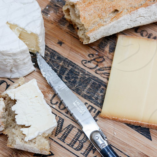 Cheese bread food fromage baguette french photo