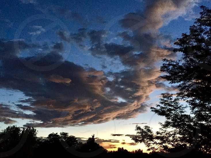 Dragon Sky Sunrise photo