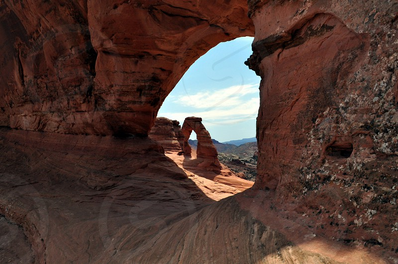 in the arches photo