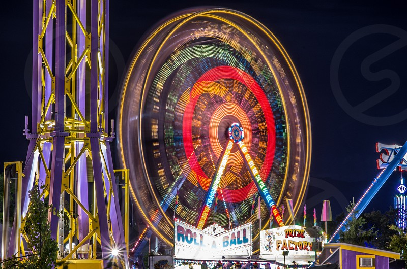 Playland Vancouver BC photo