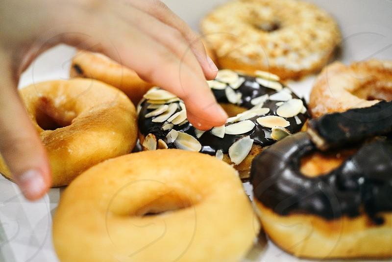 healthy donuts photo
