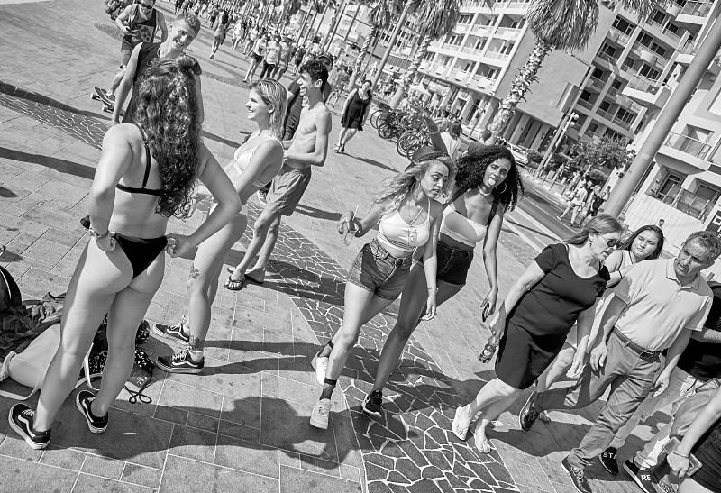 street TEL AVIV  photo