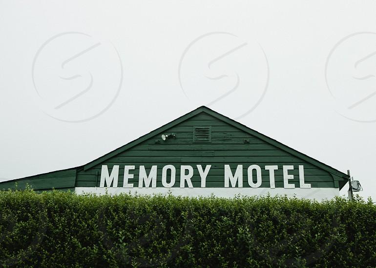 Memory Motel on Montauk Beach in New York's Long Island photo