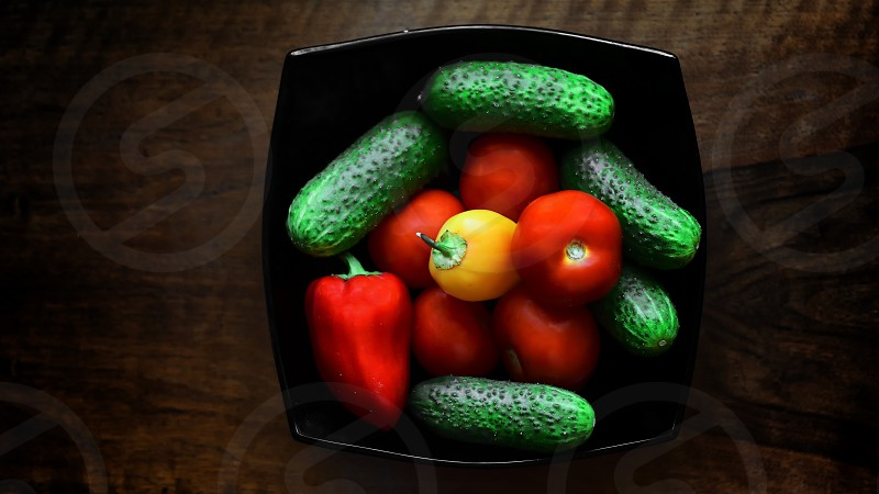 Salat photo