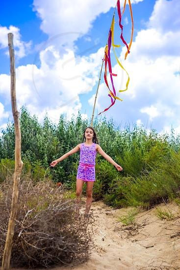 Умение#чувствовать#детство#ветер# photo