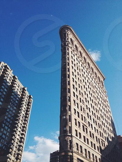tall buildings under blue sky photo