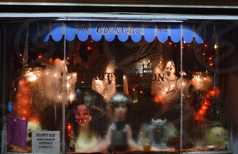 Halloween on LES photo
