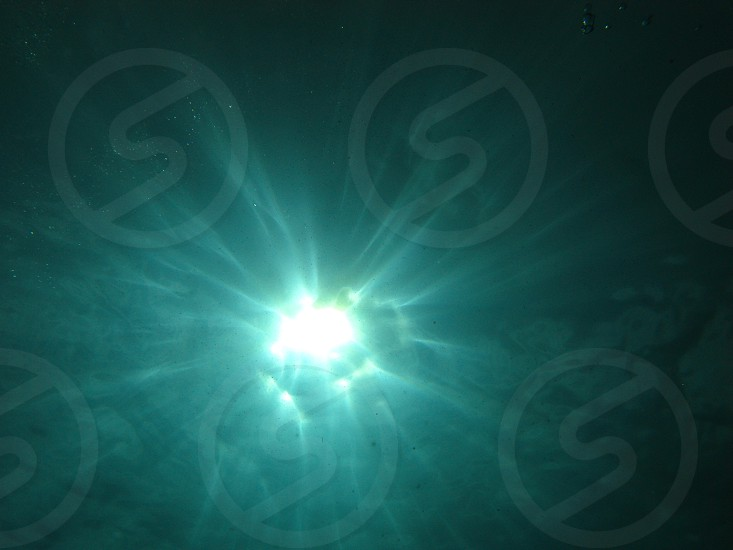 the sun is shining everywhere photo