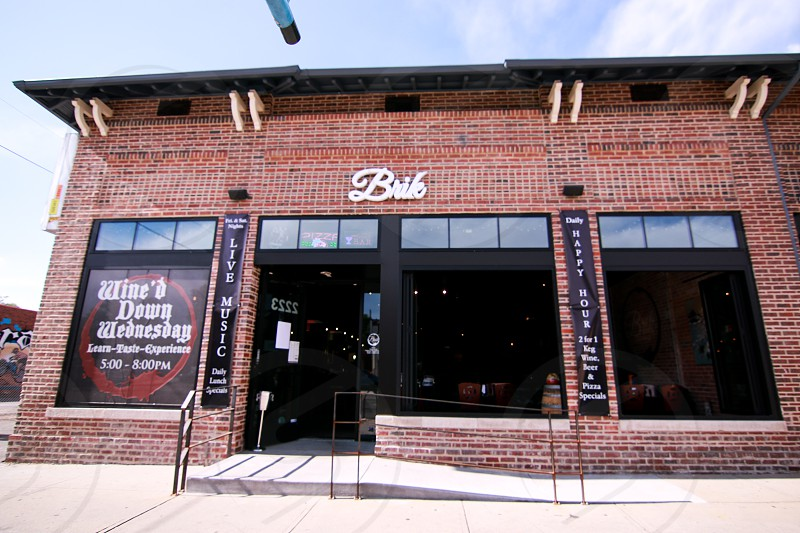 Brik on York. Denver Restaurant. Exterior photo