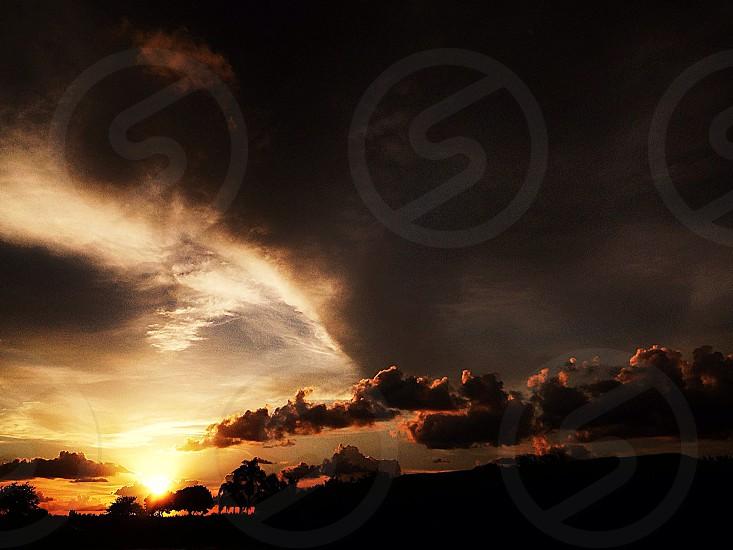 cumulonimbus cloud photo