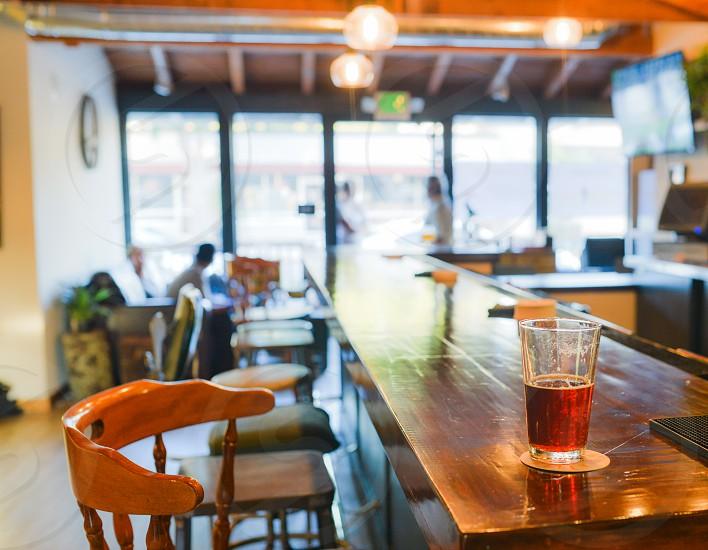 craft beer beer brewery pour foam keg bar pub photo